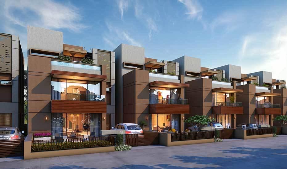 S N Infraspace Pvt Ltd - Shivalik Laxuria