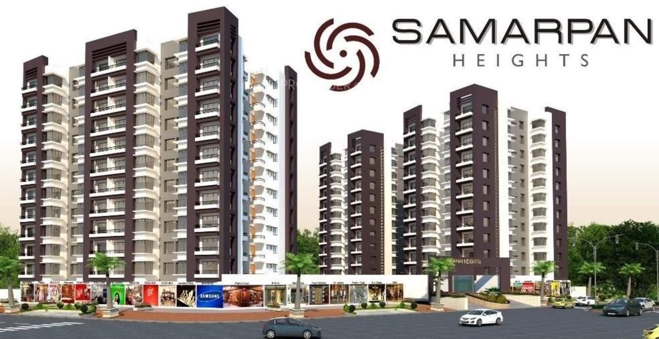Shiv Developer - Samarpan-Heights Elevation